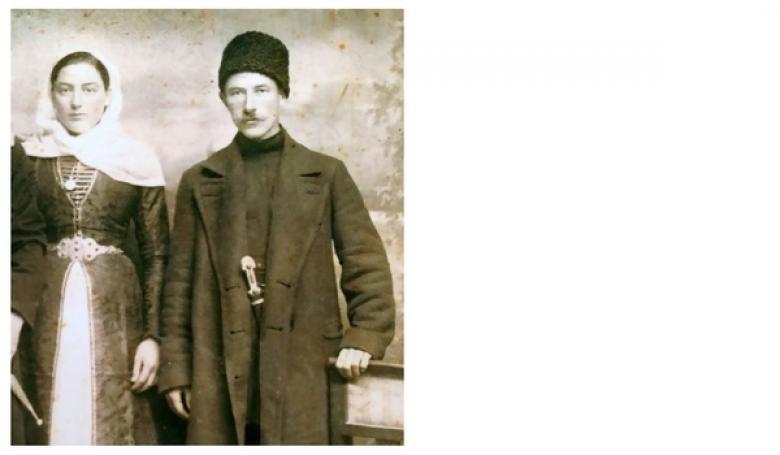 Родители Хамхуц Абазова и Нури Цагов